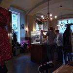 Gloomy afternoon in Café Eiles