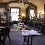 Inside Café Eiles, 2008